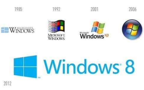новый логотип Windows