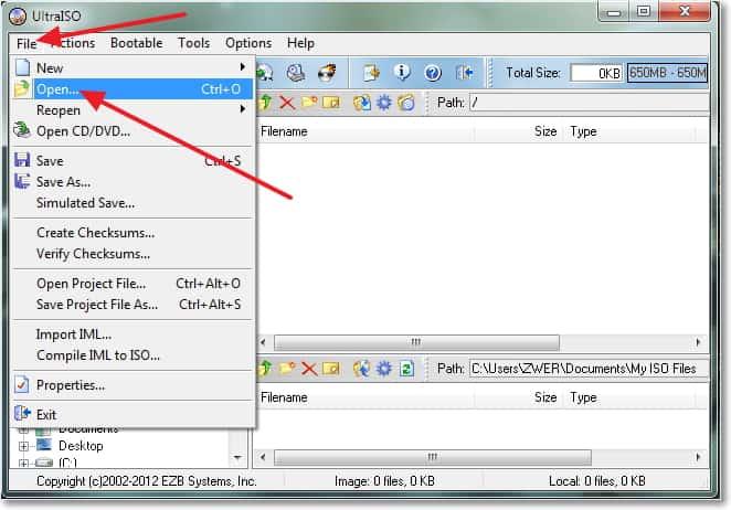 Создания загрузочного диска windows 7 программу