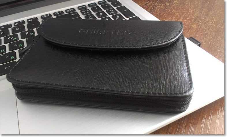 Карман Chieftec для HDD 2.5, USB 3.0 крупным планом