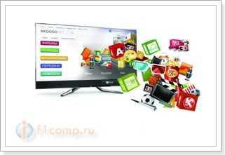 Установка приложений и игр на LG Smart TV