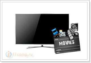 Смотрим онлайн фильмычерезLG Smart TV