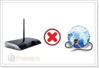 Не работает интернет по Wi-Fi