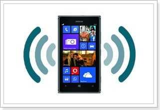 Настройка общего доступа к интернету по Wi-FI наWindows Phone 8