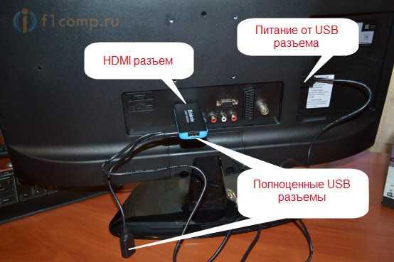Подключаем Defender Smart Android HD2 к телевизору