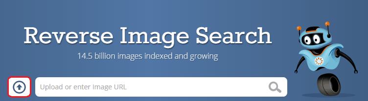 Сервис проверки картинок TinEye