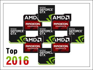 Лучшая видеокарта для игр 2016.