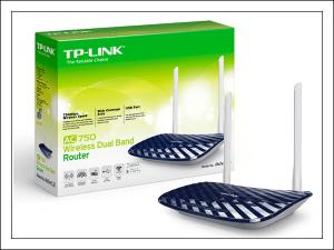 Обзор роутера TP-Link Archer C20.