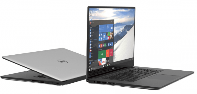 Dell XPS 13 2016 9350.