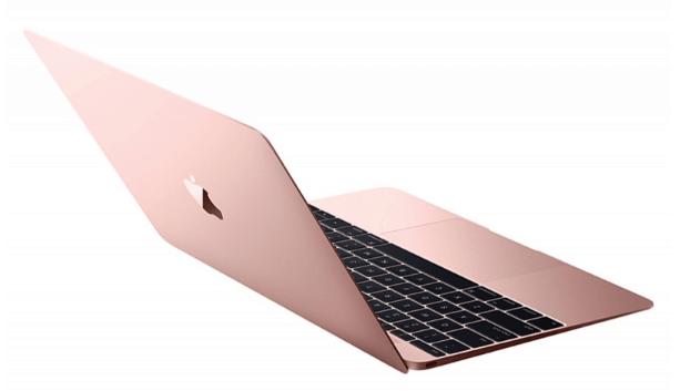 Apple MacBook Early 2016, другой ракурс.