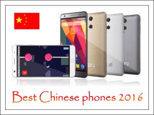 Лучшие китайские смартфоны 2016 года.