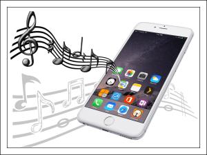 Как закачать музыку на айфон.