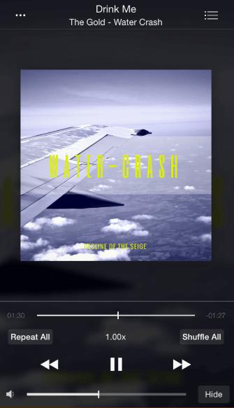 Обложка альбома в Evermusic.