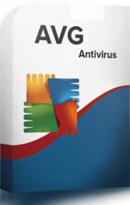 AVG AntiVirus Free.