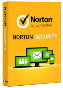 Symantec Norton Security.