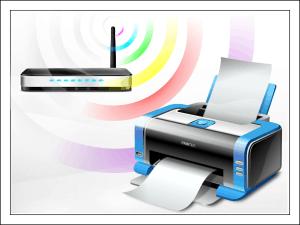 Как подключить принтер через wifi роутер.