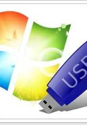 Создаем загрузочную флешку Windows 7 с помощью программы UltraISO