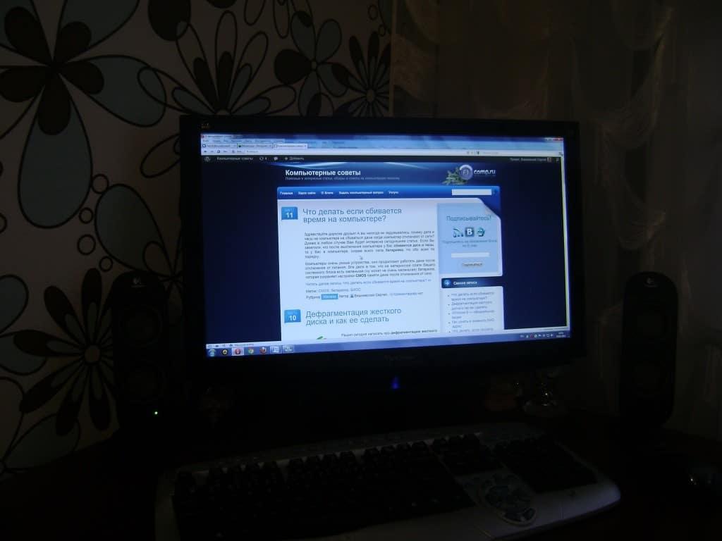 ViewSonic монитор