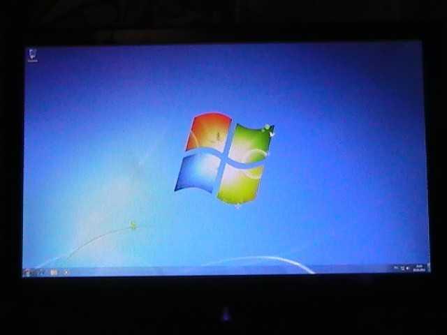 Windows 7 установлена