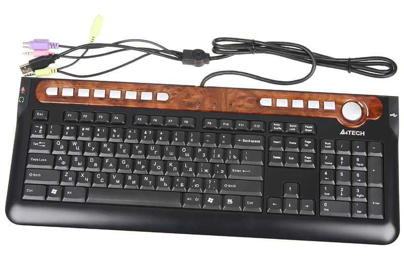 Новая клавиатура KX-6MU