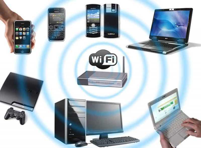 Вреден ли wi-fi