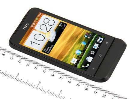 HTC One V экран