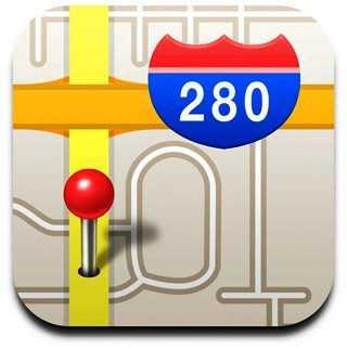 Карт Google для iOS