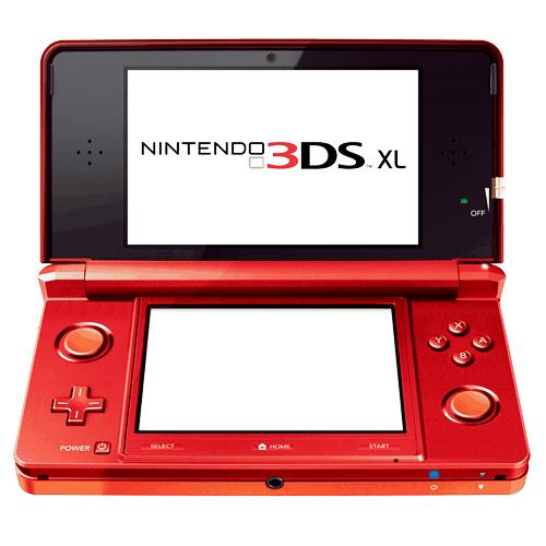 новая 3DS XL