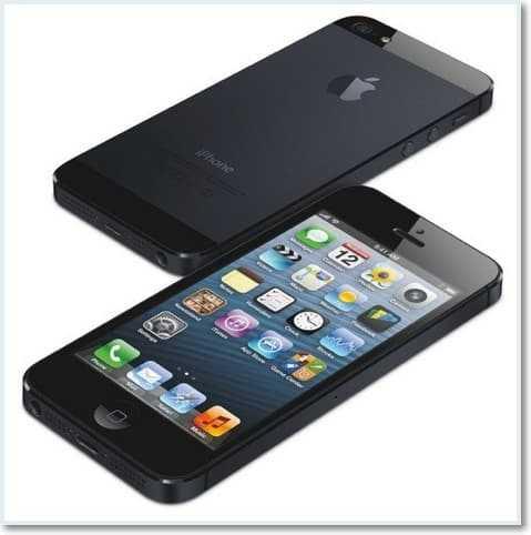 мысли о новом iPhone 5