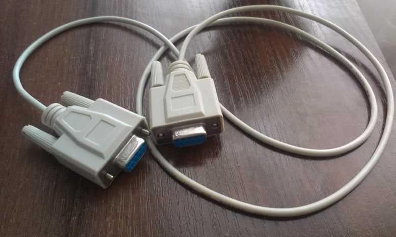 нуль-модемный кабель RS-232 для прошивки тюнеров
