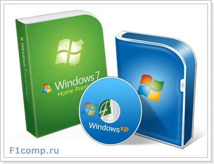 Все для установки Windows