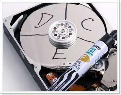 Как создать раздел на жестком диске в Windows 7