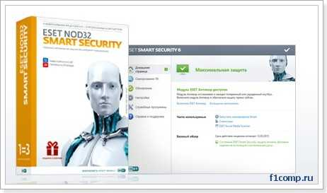 Обзор ESET NOD32 Smart Security 6