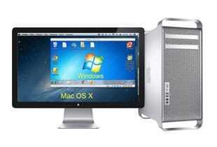 установка Windows 7, 8 на mac