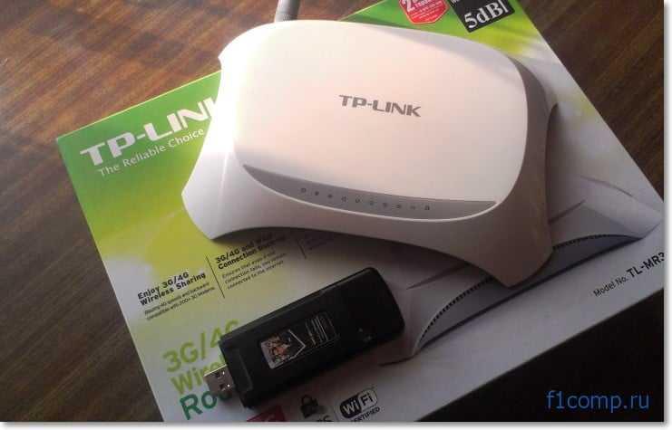 Установка и настройка TP-Link TL-MR3220
