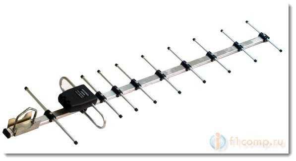 Антенна для роутера мегафон своими руками