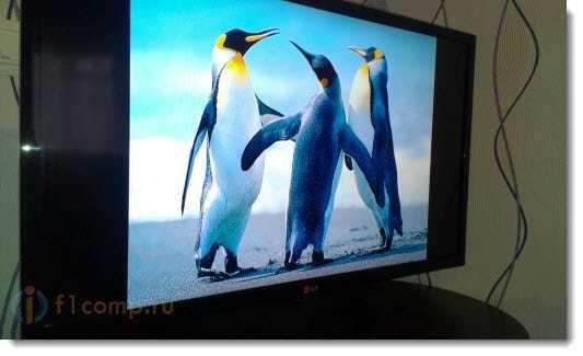 Смотрим фото на телевизоре по технологии DLNA