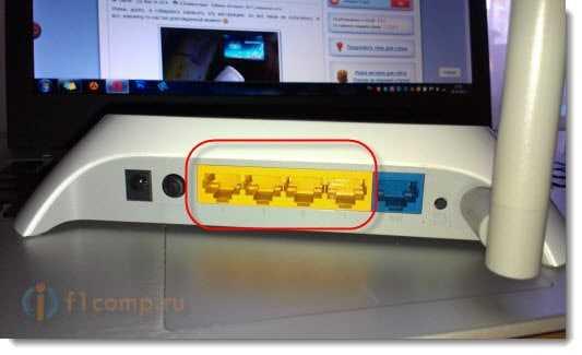 Сколько устройств можно подключить по кабелю к роутеру