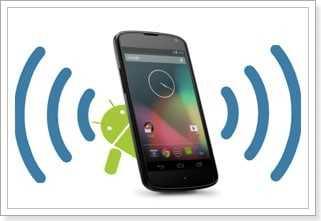 Как настроить точку доступа на Android смартфоне