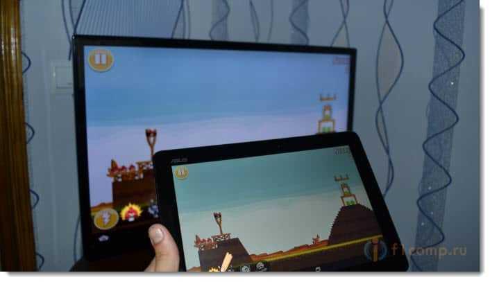 Игры по технологииMiracast