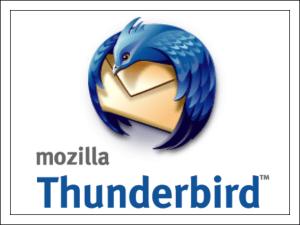 Mozilla Thunderbird.