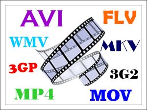 Онлайн конвертеры видео.