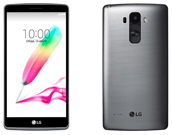LG G4 Stylus H540F.