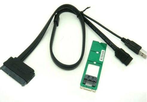 Адаптер M.2-USB.