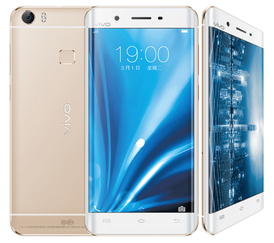 Vivo Xplay 5 Elite.