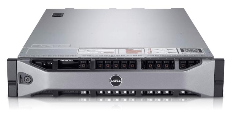 Сервер Dell.
