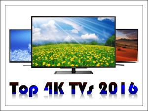 Лучшие 4K телевизоры 2016 года