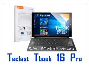 Планшет-трансформер Teclast Tbook 16 Pro.