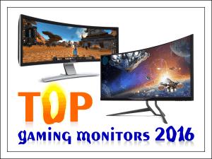 Лучшие мониторы для игр 2016.