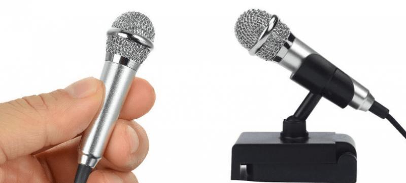 Мини-микрофон для телефона и ПК.