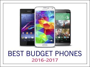 Лучшие смартфоны 2017 года до 15000 рублей.